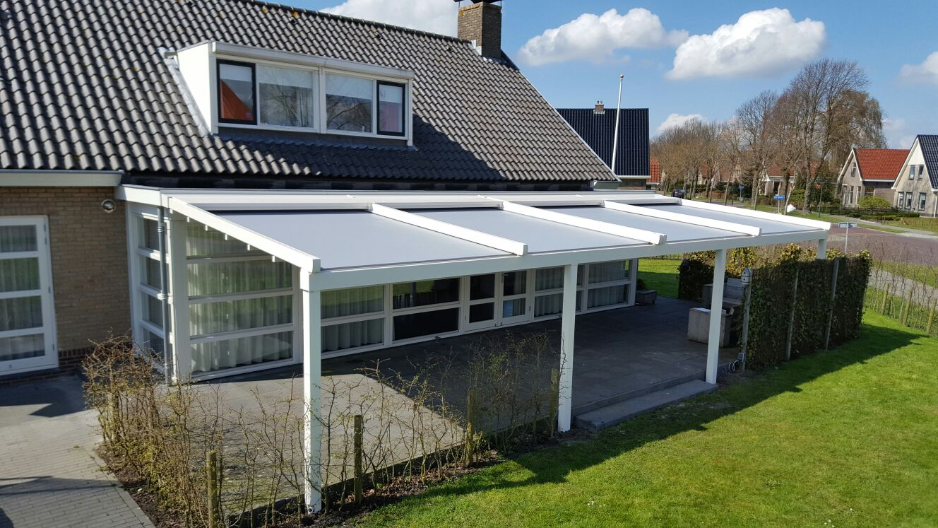 Weinor Pergotex ll  Retractable Pergola
