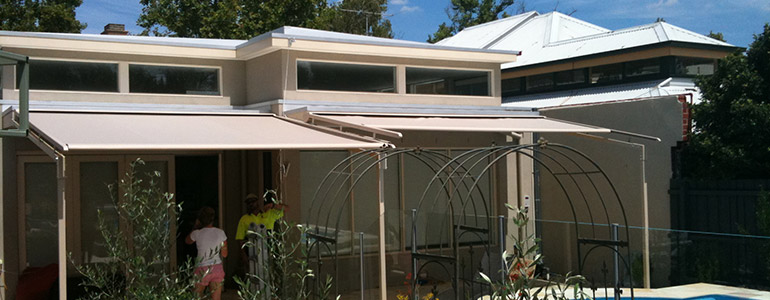 Conservatory and Pergola Shades