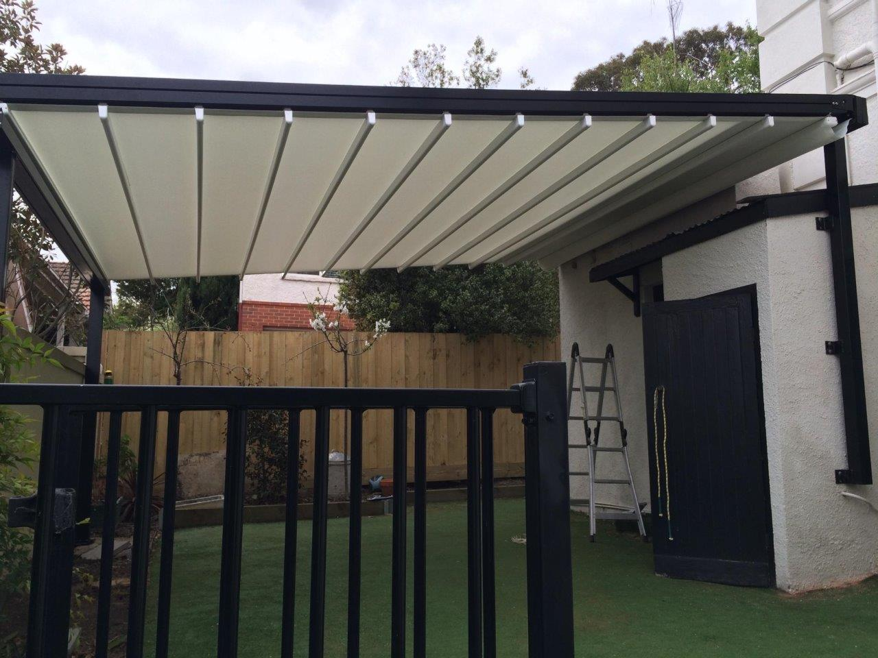 Retractable Roof and Pergola Systems